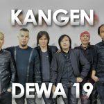 Lirik dan Chord Lagu Kangen - Dewa 19