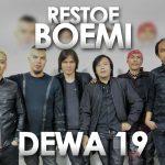 Lirik dan Chord Lagu Restoe Boemi - Dewa 19