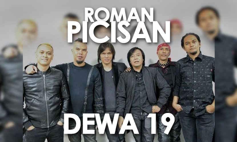Lirik dan Chord Lagu Roman Picisan - Dewa 19