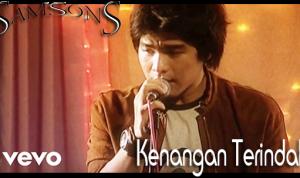 Lirik dan Chord Lagu Kenangan Terindah - Samsons